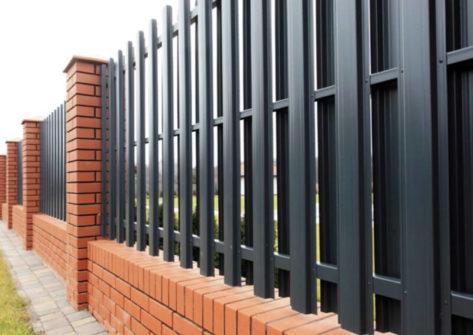 забор из евроштакетника цена в Уфе